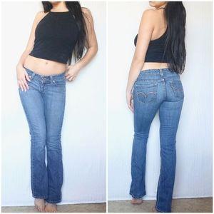 Levi's Low Rise Demi Curve Bootcut Jeans 3 / 26